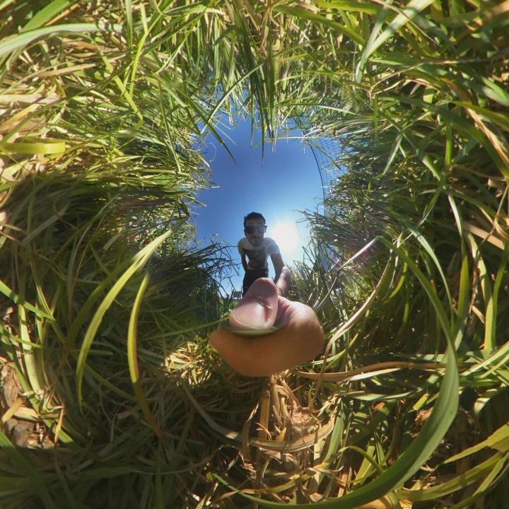 Fotografie a 360° –lg360cam