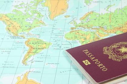 viaggiare per il mondo