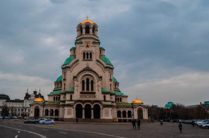 Sofia – Itinerario diviaggio