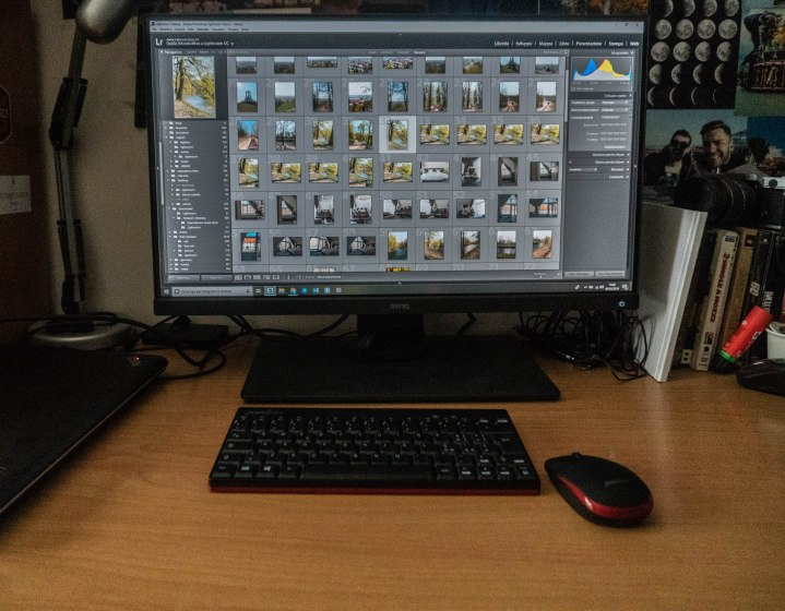 Benq SW271- Monitor pro perfotografi.