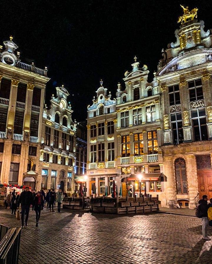 4 giorni in Belgio tra Bruxelles, Bruges eGent