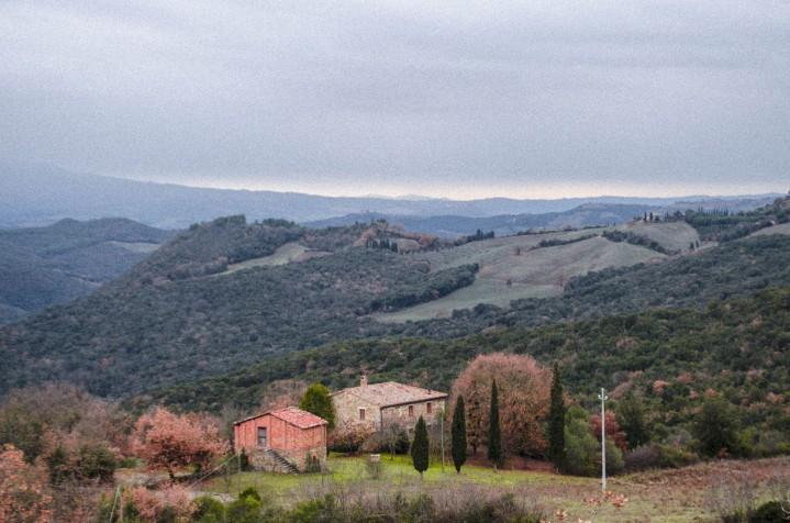 Viaggio on the road tra Lazio eToscana