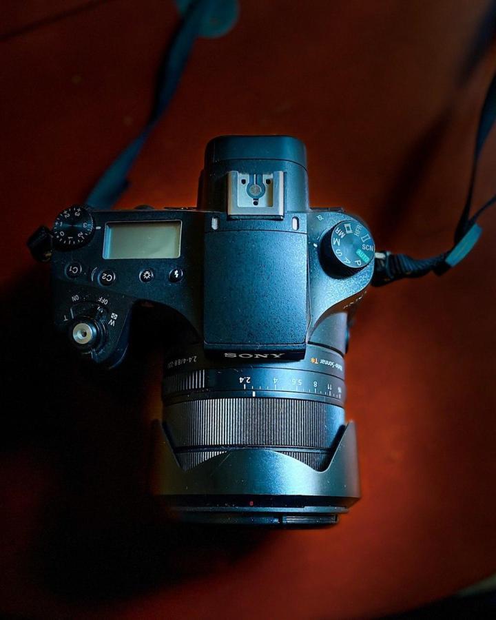 Sony RX10 IV –Recensione