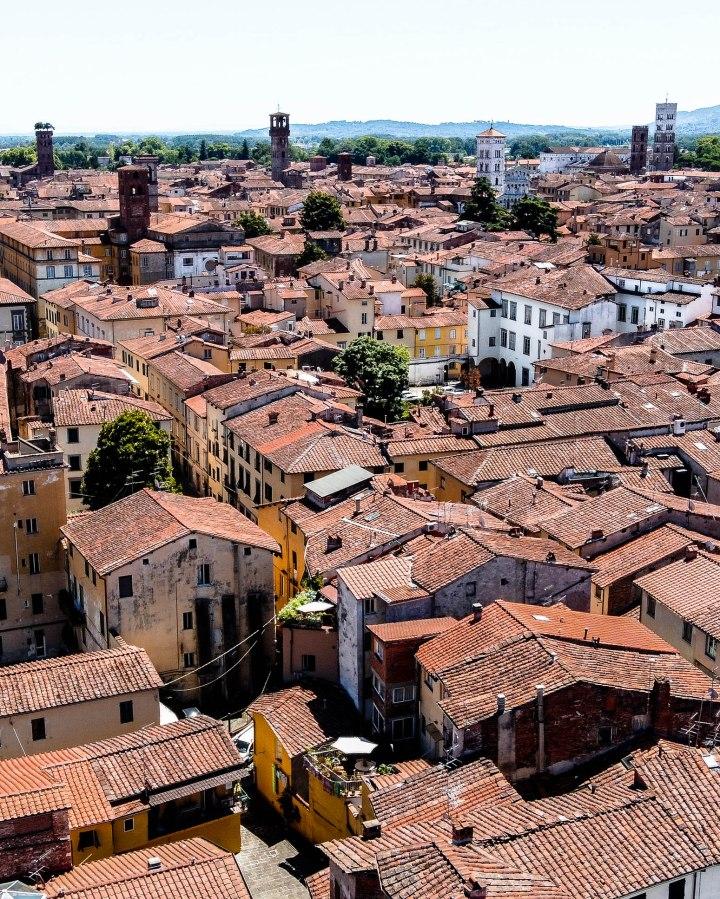 Cosa vedere in un giorno a Lucca – miniguida