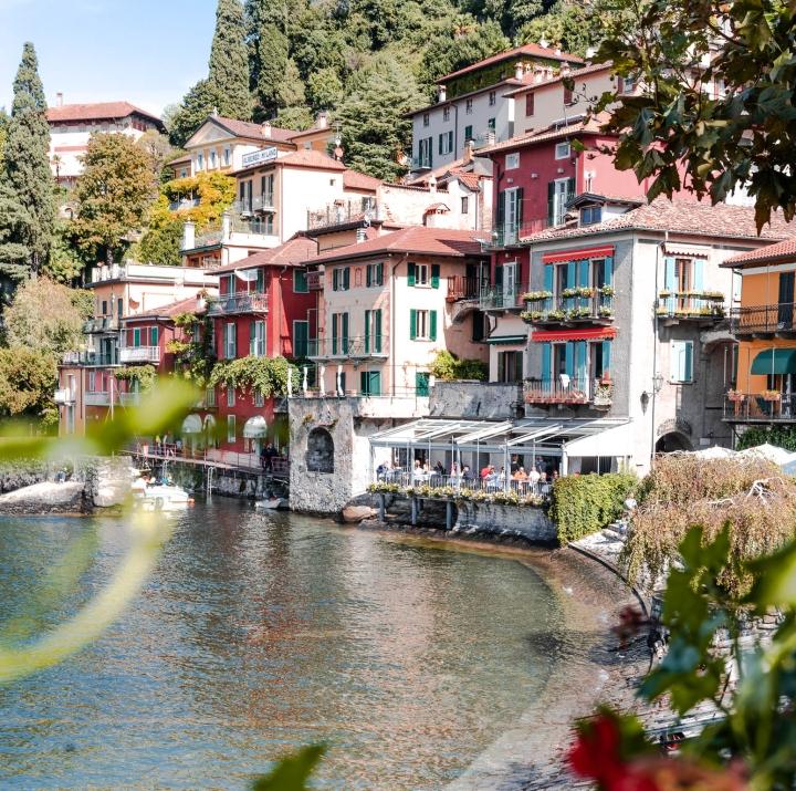Gita di un giorno fuori Milano, destinazioneVarenna