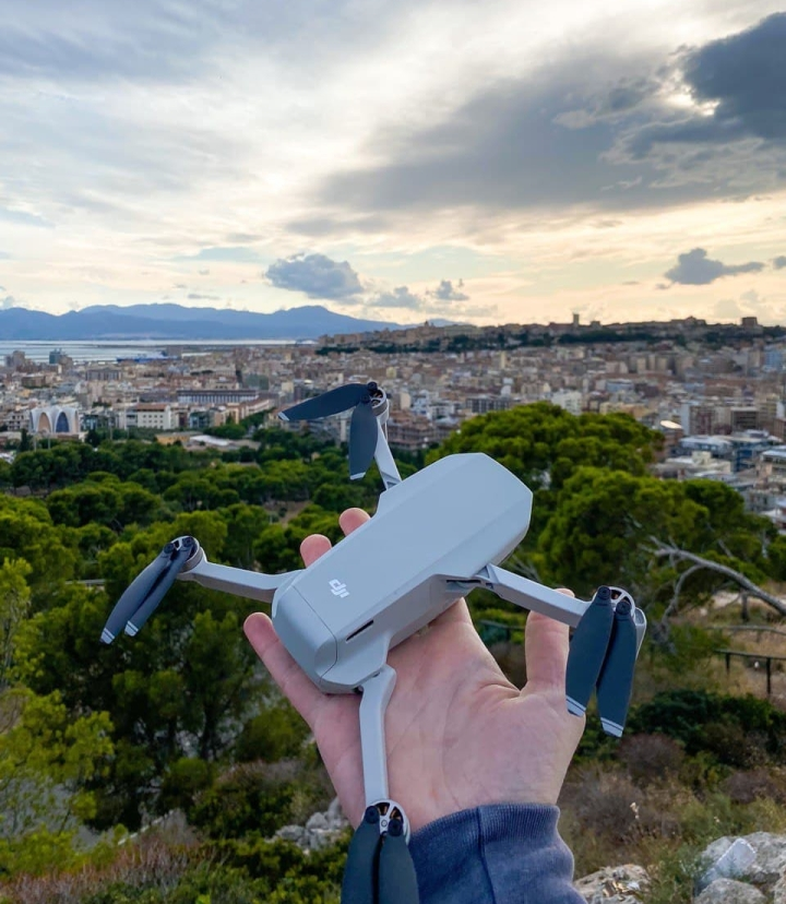 Il Mavic Mini è il drone perfetto perviaggiare?