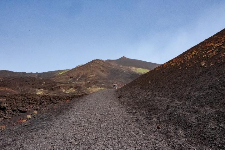 Escursione sull'Etna partendo daCatania